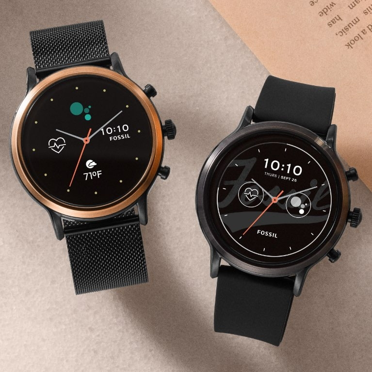 Fossil introduceert gen 5 smartwatch