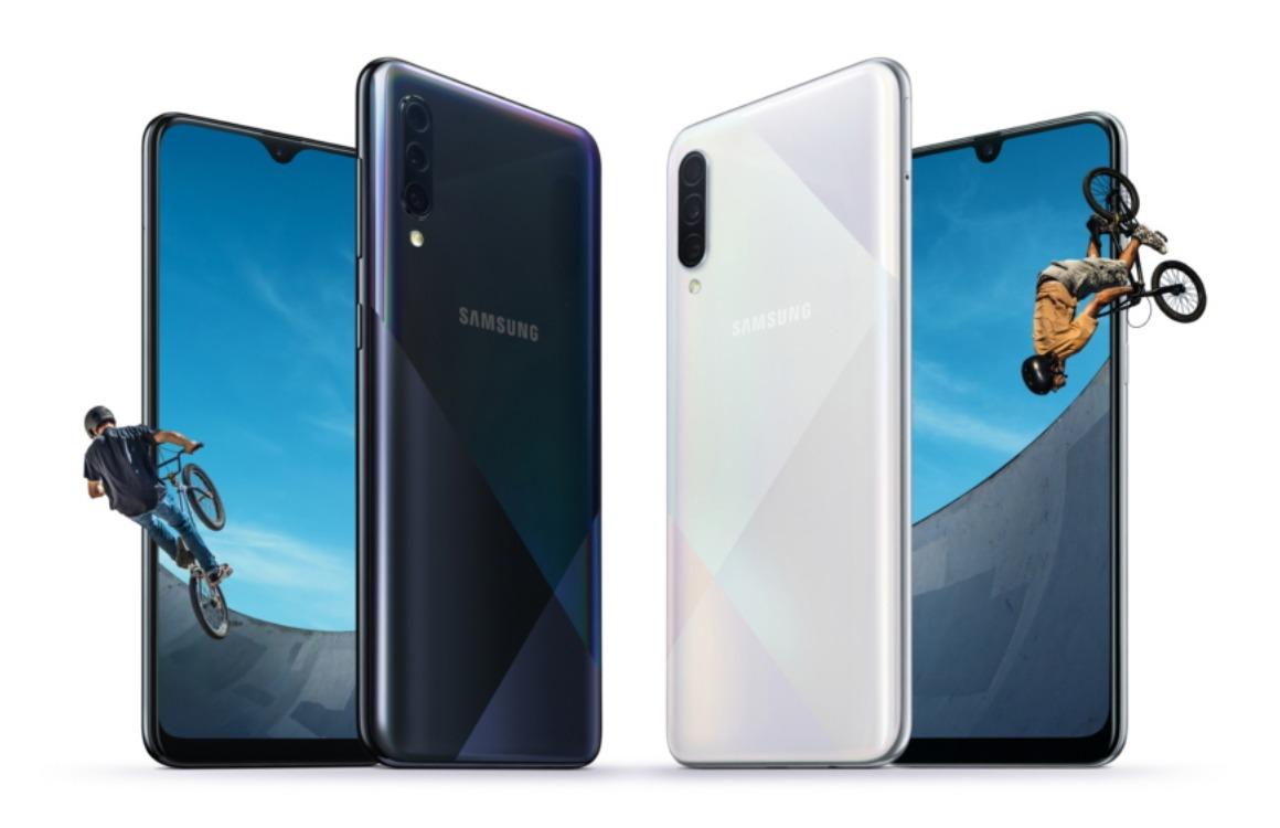 Samsung Galaxy A50 en A30 bijgewerkt: dit zijn de Galaxy A50s en A30s