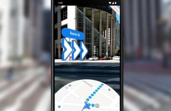 Google Maps Live View rolt uit: nooit meer verdwalen dankzij augmented reality