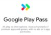 Google test Play Pass: maandelijks abonnement voor games en apps