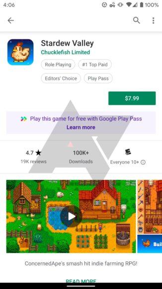 google test play pass