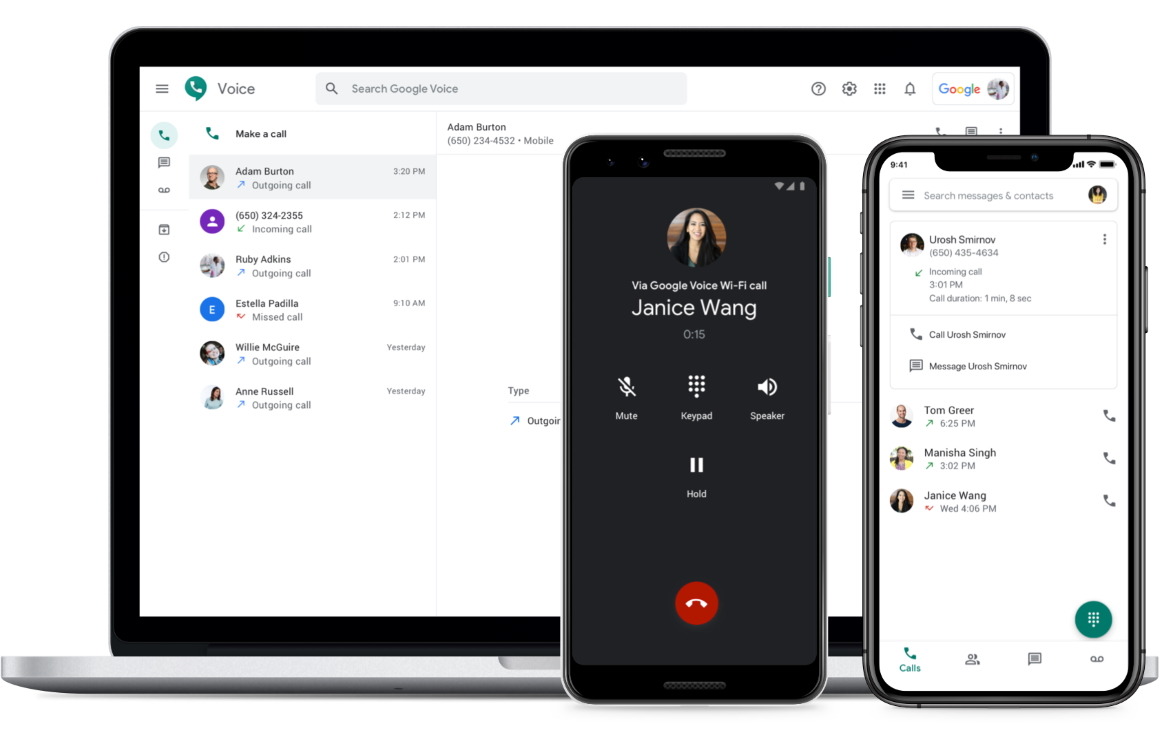 Google Voice stopt met omzetten van nieuwe voicemails naar tekstberichten