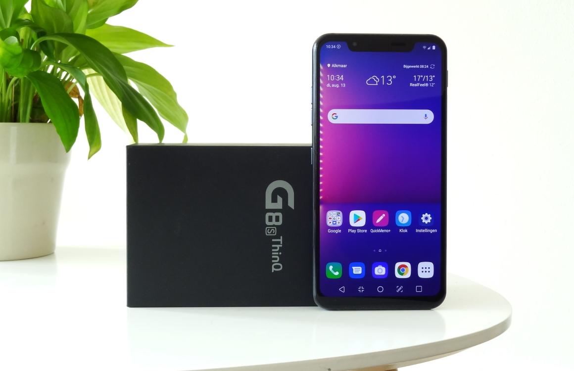 LG G8s ThinQ review: voordelig vlaggenschip interessant door hardware