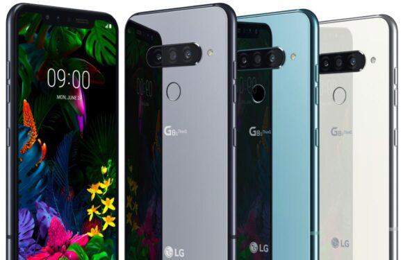 LG presenteert later dit jaar nieuwe smartphone: de G8X