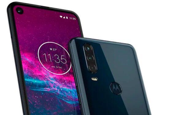 Motorola One Action officieel: Android One-smartphone met 'actiecamera'