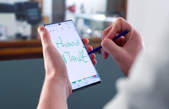 Galaxy Note 10 en A-smartphones zijn populair: omzet neemt toe
