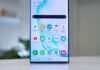'Samsung bezig met goedkoper model van Galaxy Note 10'