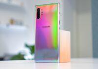 Samsung Galaxy Note 10 Plus review: grootse smartphone is voor een klein publiek