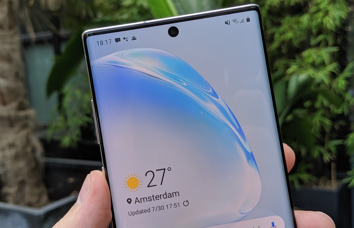 samsung galaxy note 10 preview