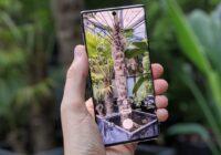 'Samsung-smartphone met selfiecamera onder scherm komt volgend jaar'
