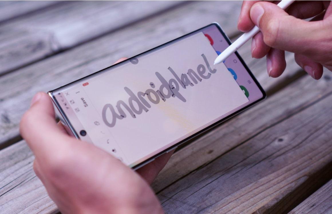 Dit is waarom de Samsung Galaxy Note 10 geen hoofdtelefooningang heeft