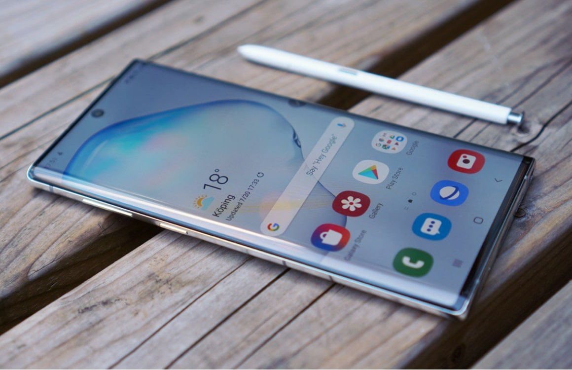 De 5 belangrijkste verschillen tussen de Samsung Galaxy Note 10 en 10 Plus