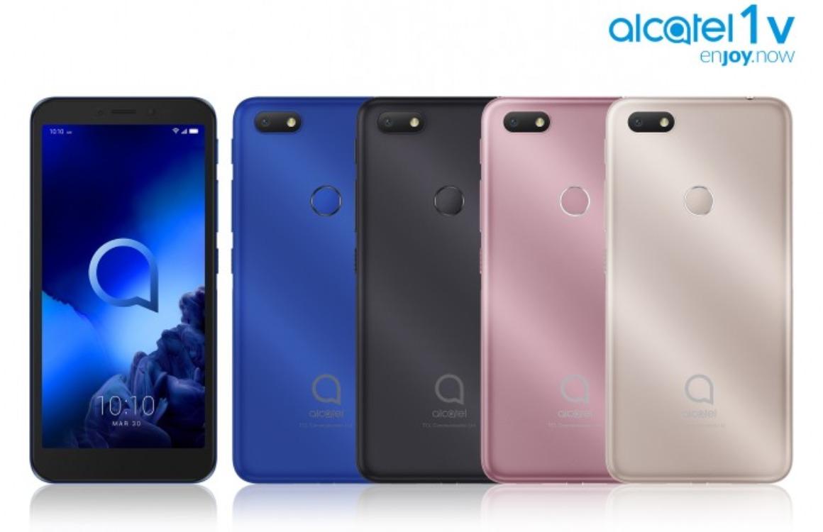 Alcatel 1V officieel