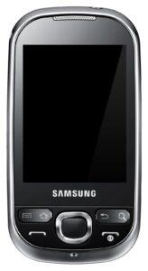 Android geschiedenis Samsung Galaxy I7500