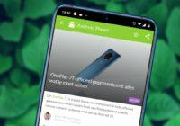 Android nieuws #39: OnePlus 7T officieel en Android 10 Go aangekondigd