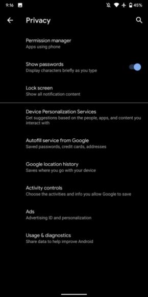 Device Personalization Services 1