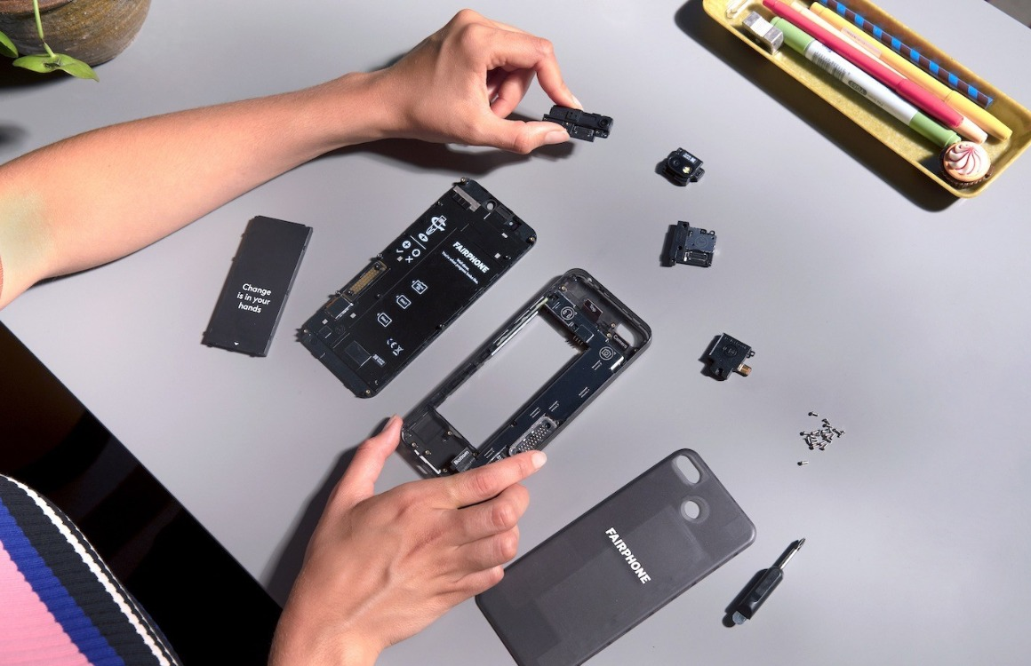 Interview Fairphone: 'we zetten een beweging in gang'