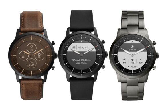 Nederlandse webwinkels lekken Fossil smartwatches met e-ink-scherm