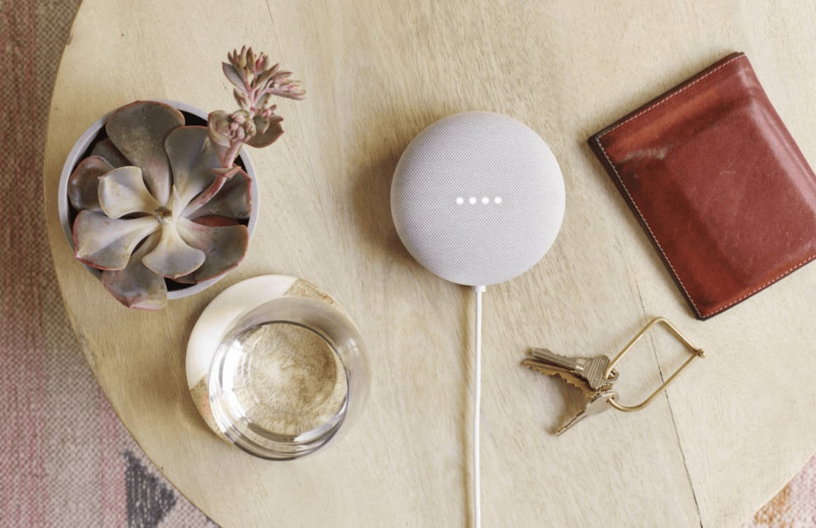 Google Home Nest Mini