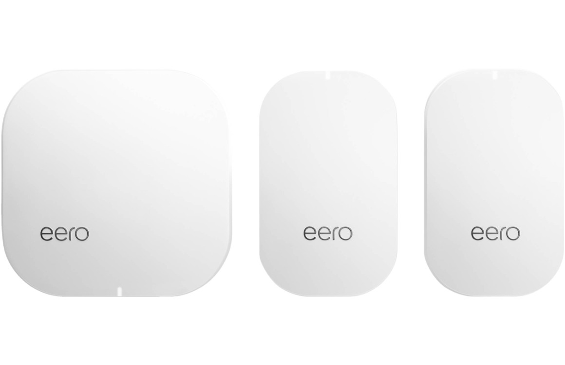 Google Nest Wifi Eero
