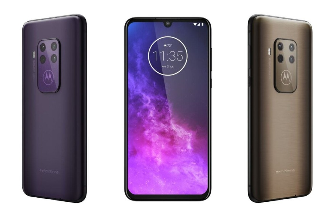 Motorola One Zoom officieel uitg
