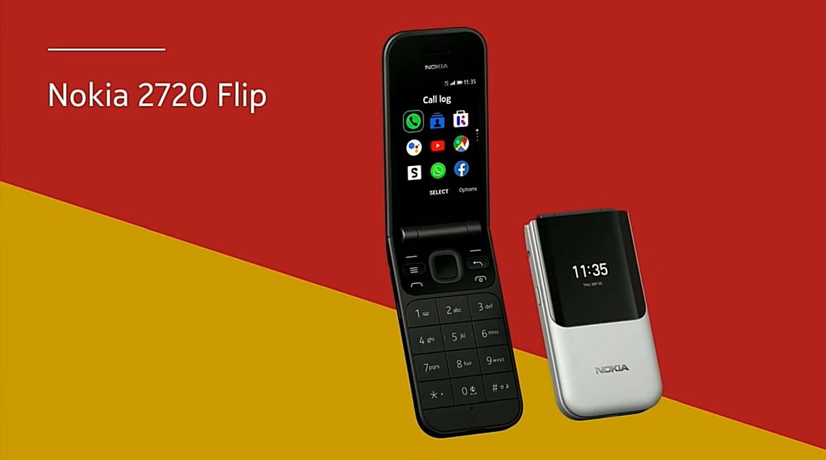 Nokia Flip 2720