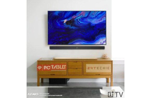 OnePlus TV design 2