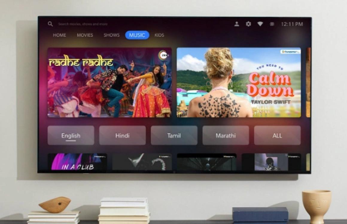 OnePlus TV officieel 2