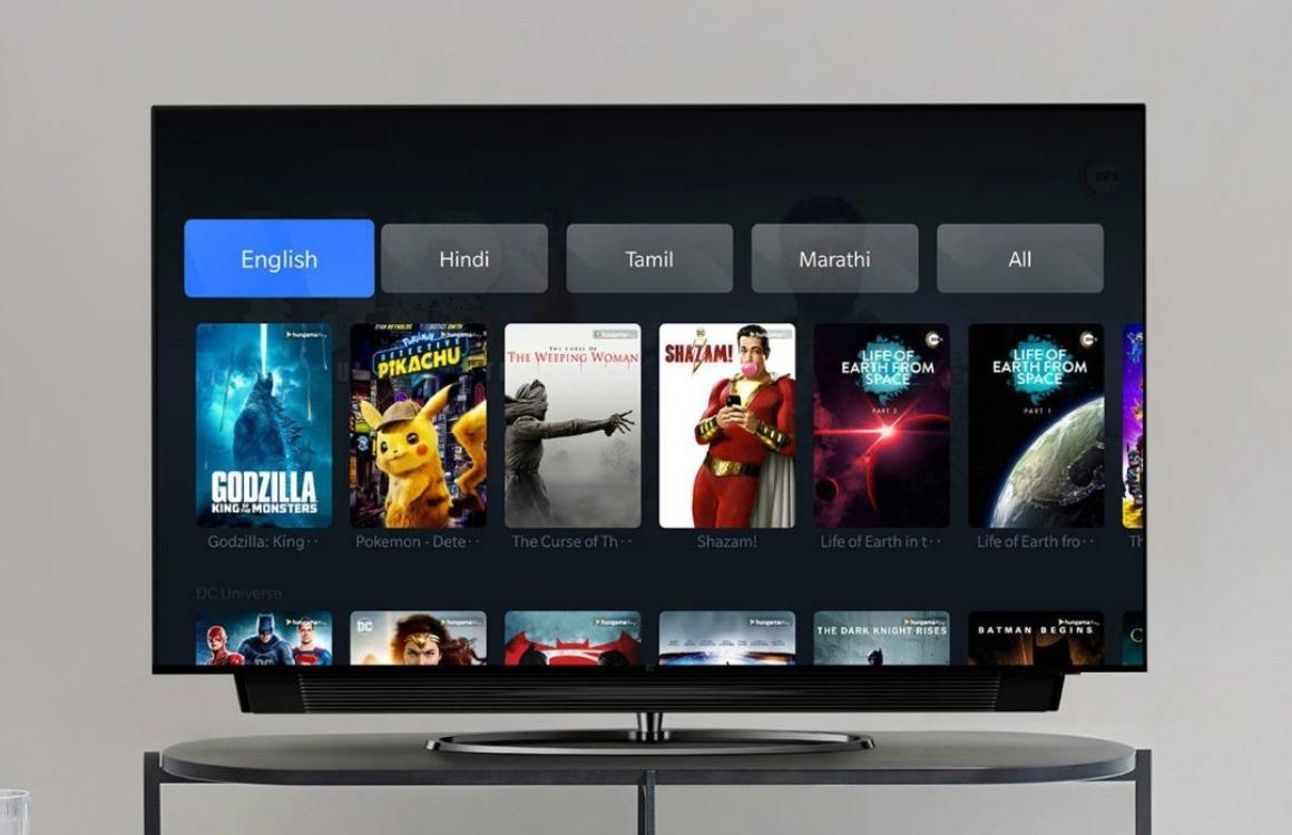 Officieel: Dit is de OnePlus TV met ingebouwde soundbar