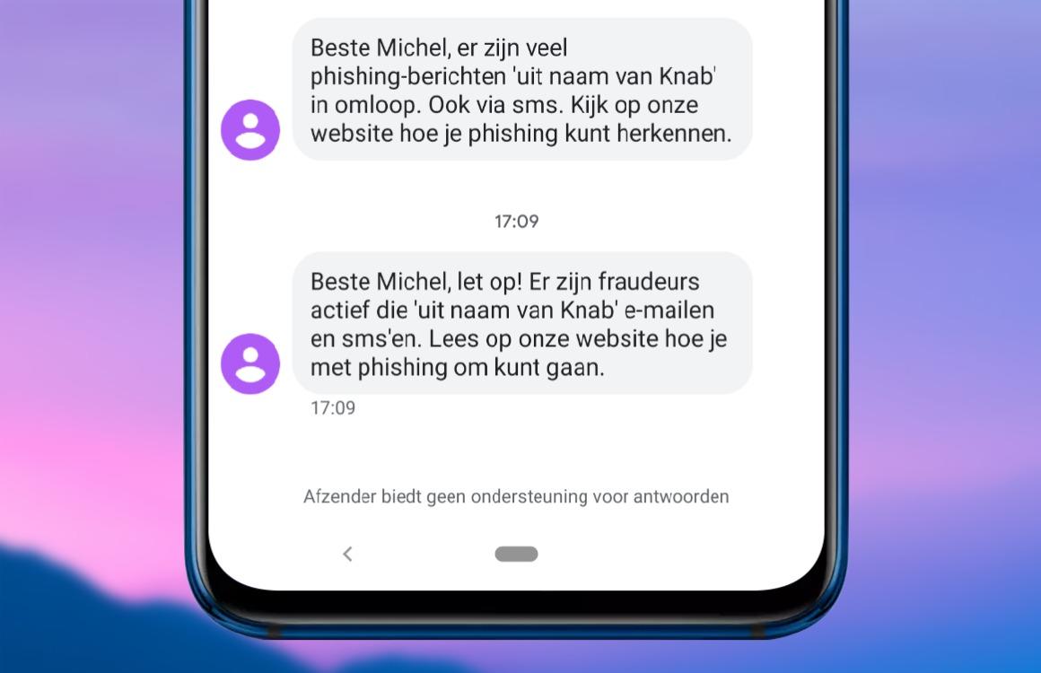 Phishing op je Android-smartphone herkennen en voorkomen