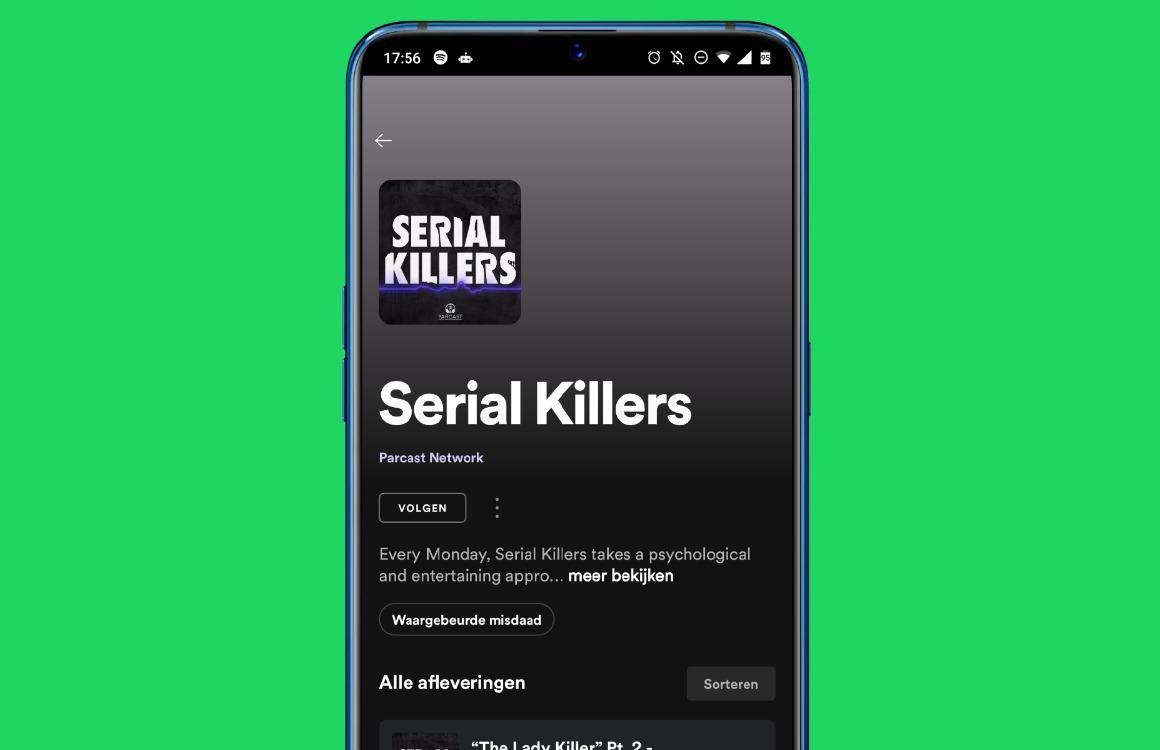 Zo voeg je podcasts toe aan Spotify-afspeellijsten