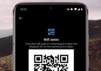 Tip: deel snel en simpel een wifi-netwerk in Android 10