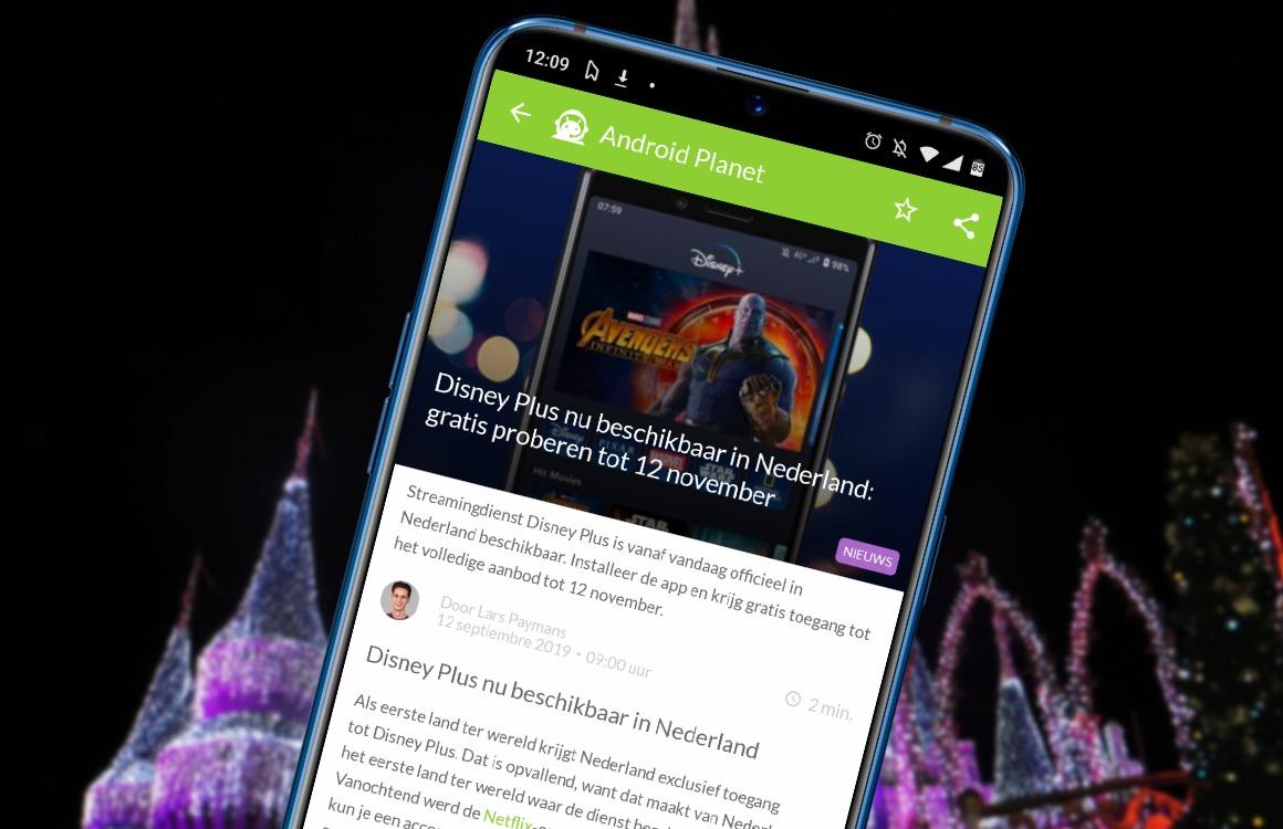 Android nieuws #37: Disney Plus in Nederland en Android 10 voor Huawei-telefoons