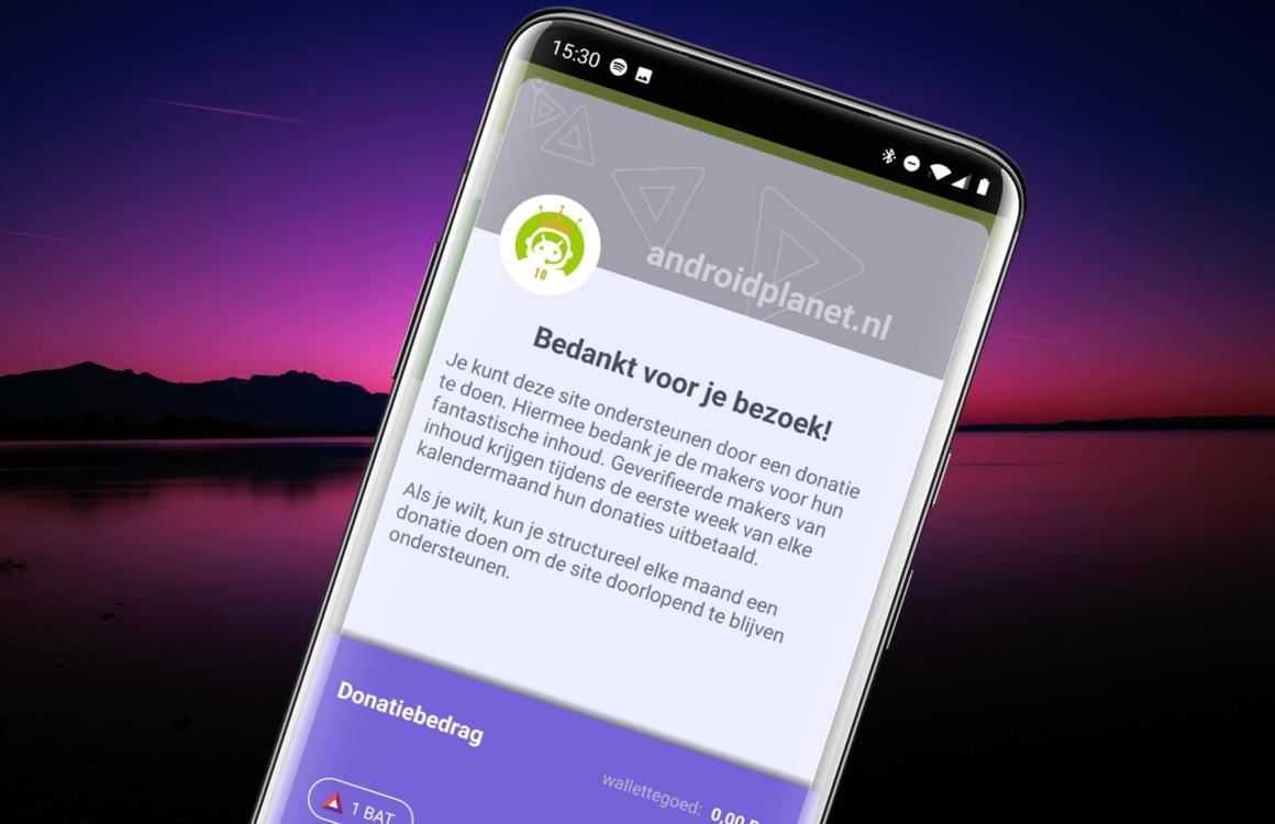 Een applaus voor… de privacyvriendelijke browser-app Brave