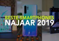 Koopgids: de allerbeste Android-smartphones van najaar 2019