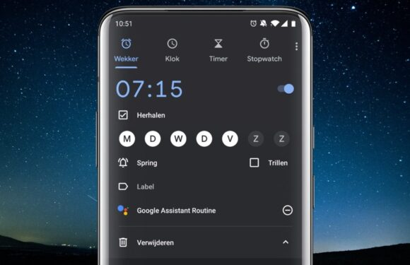 Handig: zo stel je een Google Assistent-routine in met de Klok-app
