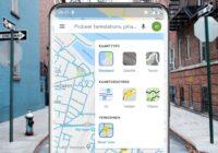 Zo werkt de nieuwe Street View-laag in de Google Maps-app