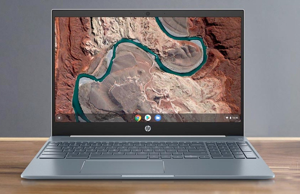 En de winnaar van de HP Chromebook 15 is…