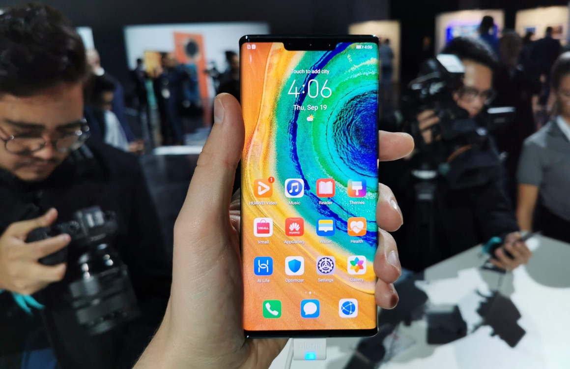 huawei mate 30 pro preview