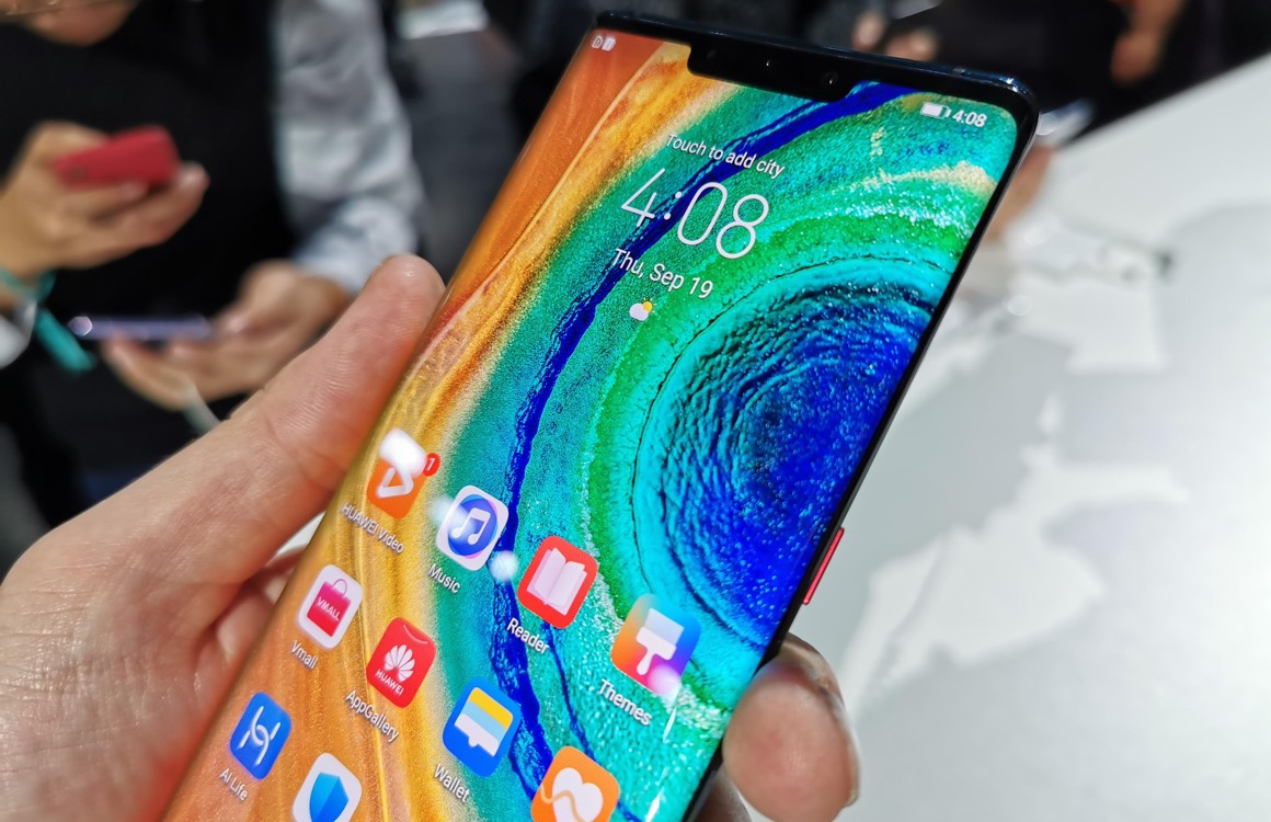 'Huawei kan Android blijven updaten door verlenging vrijstelling VS'