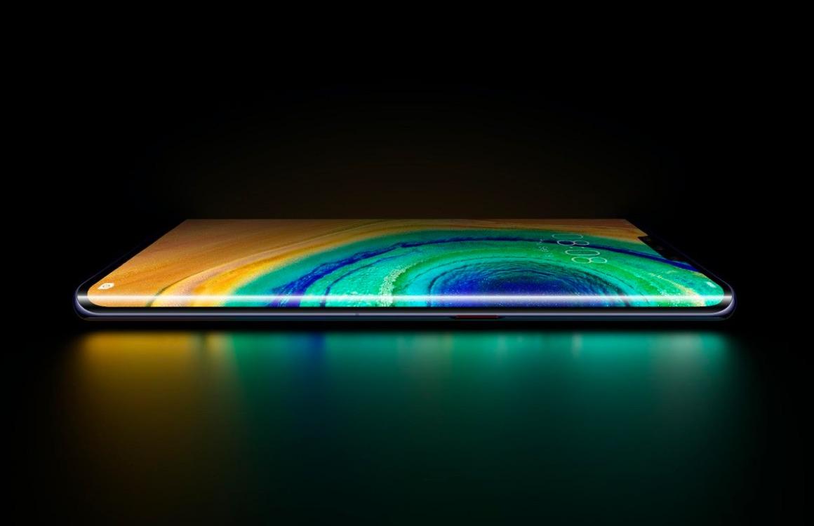 'Renders Huawei Mate 30-serie gelekt: zo zien de telefoons eruit'