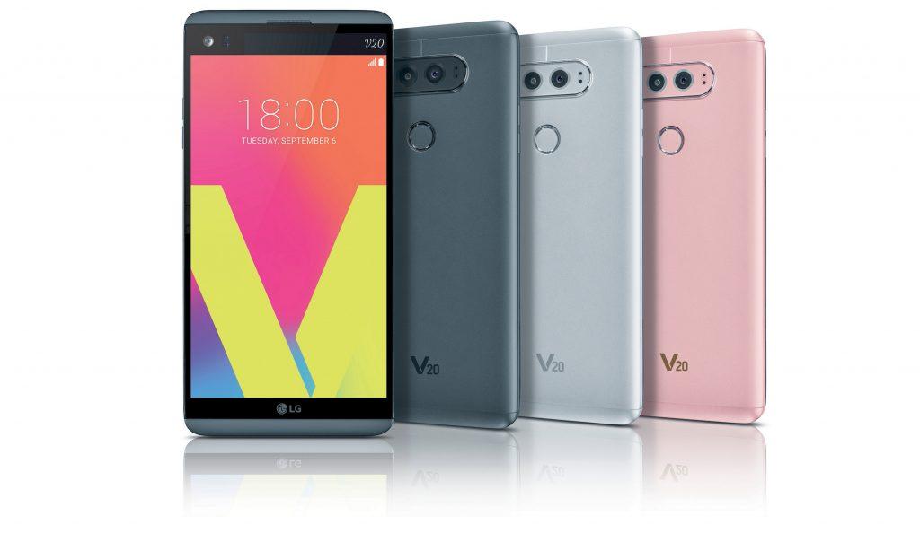 LG V20 officieel