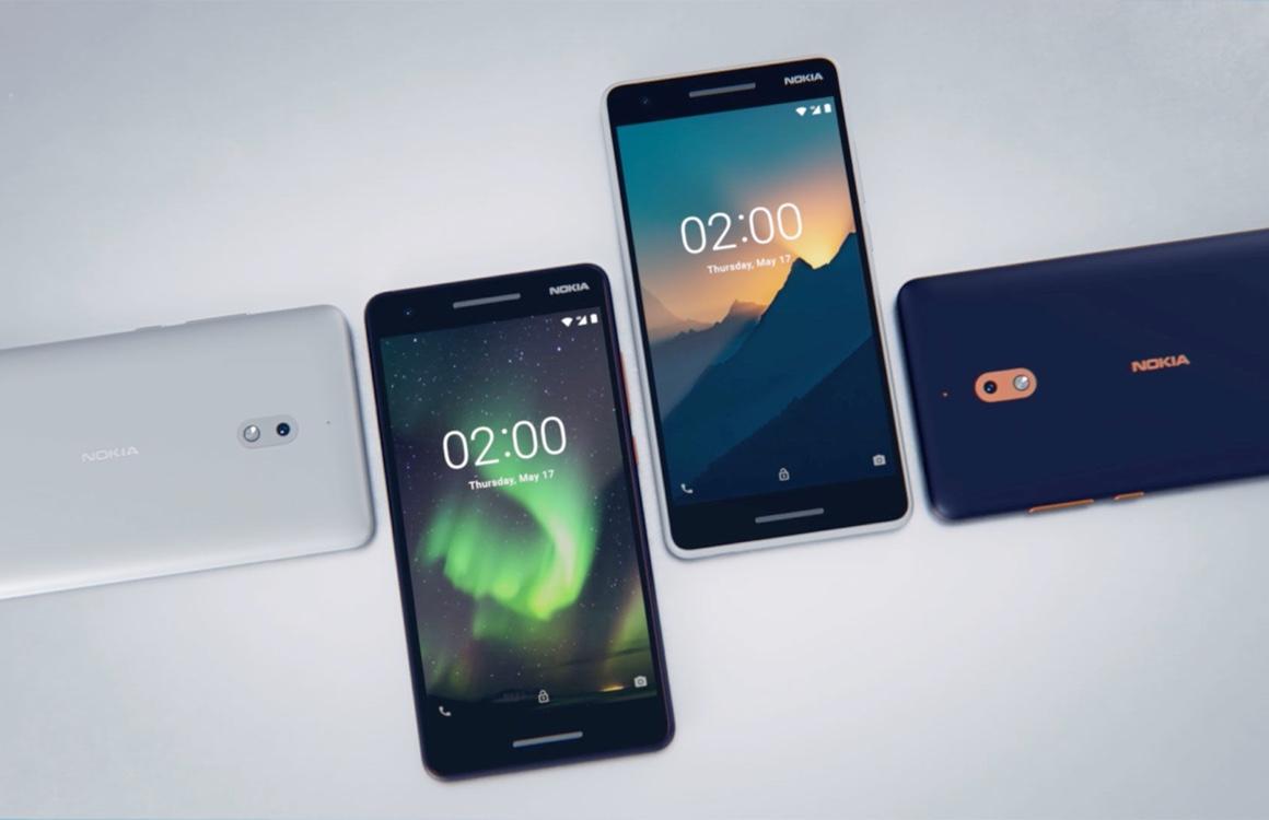 Deze Nokia-smartphones krijgen een Android 10 Go-update