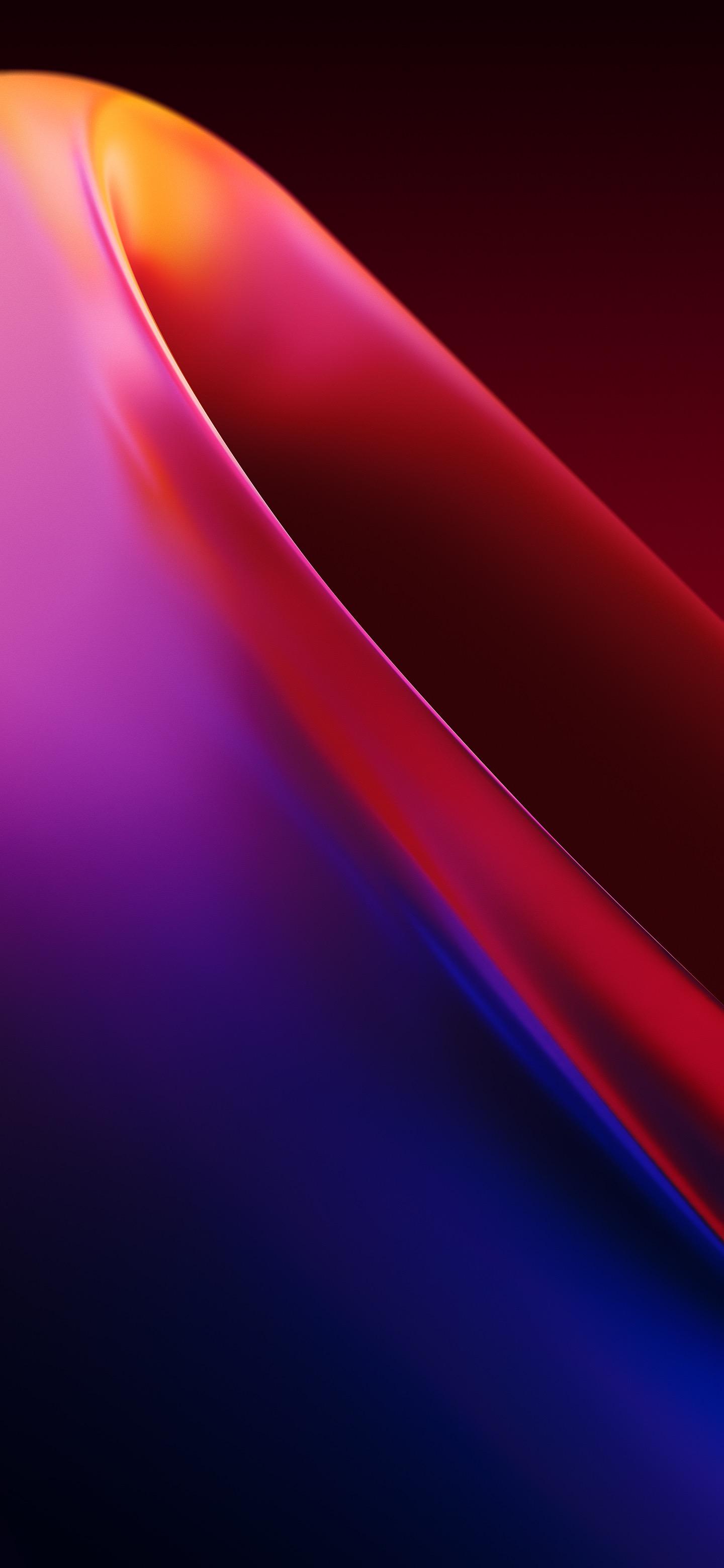 Downloaden maar: de officiële OnePlus 7T wallpapers