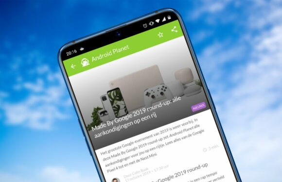 Android nieuws #42: Google Pixel 4-presentatie en Android 10 voor Xiaomi-telefoons