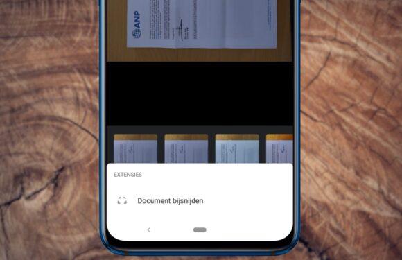 Google Foto's kan nu automatisch documenten bijsnijden: zo werkt het