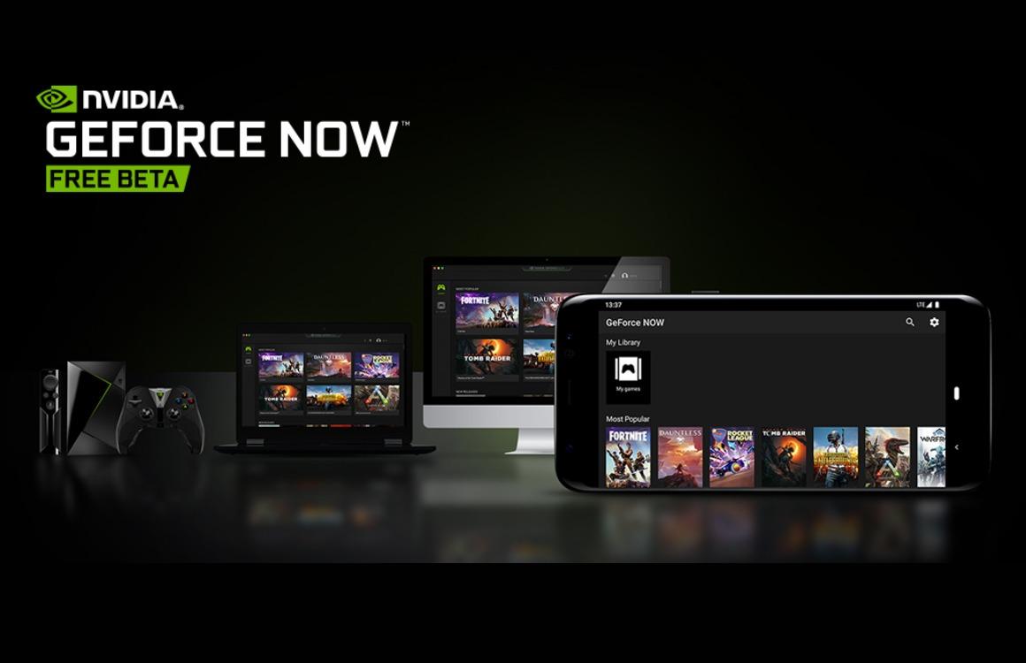 GeForce Now Android downloaden