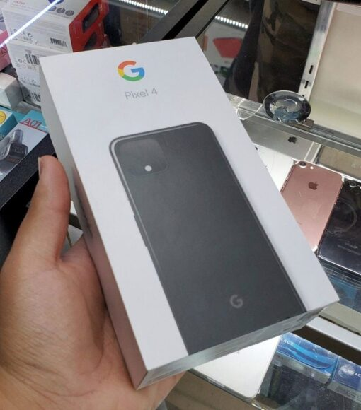 Google Pixel 4 doos
