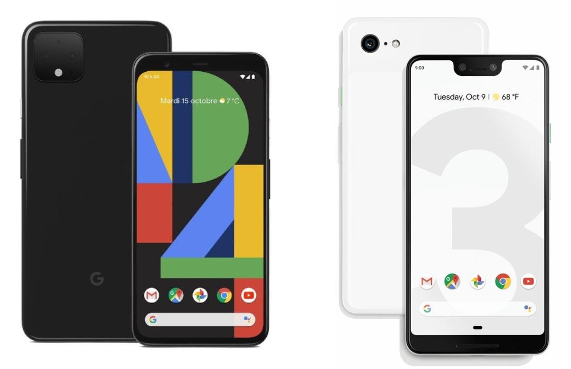 Google Pixel 4 (XL) vs Pixel 3 (XL): de 5 belangrijkste verschillen