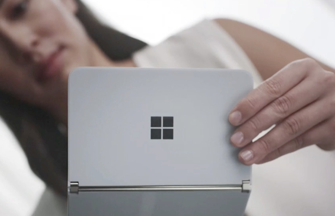 Microsoft Surface Duo officieel 2